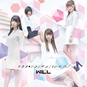 WiLL/サクラリフレイン/Let It Out(初回盤A CD+DVD)