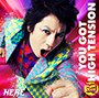 HERE/YOU GOT 超 HIGH TENSION(初回限定盤CD+DVD)