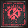 locofrank/FOUR SEASONS 2015 ハンドタオル