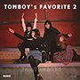 THE TOMBOYS/TOMBOY's FAVORITE 2(7インチアナログ盤)