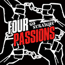 Go→STRAIGHT/FOUR PASSIONS